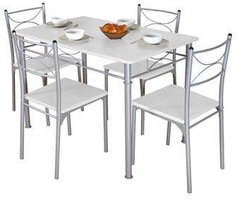 Ensemble table rectangulaire