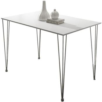 Table design rectangulaire