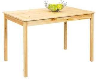 Table 120 x 75 cm en pin massif