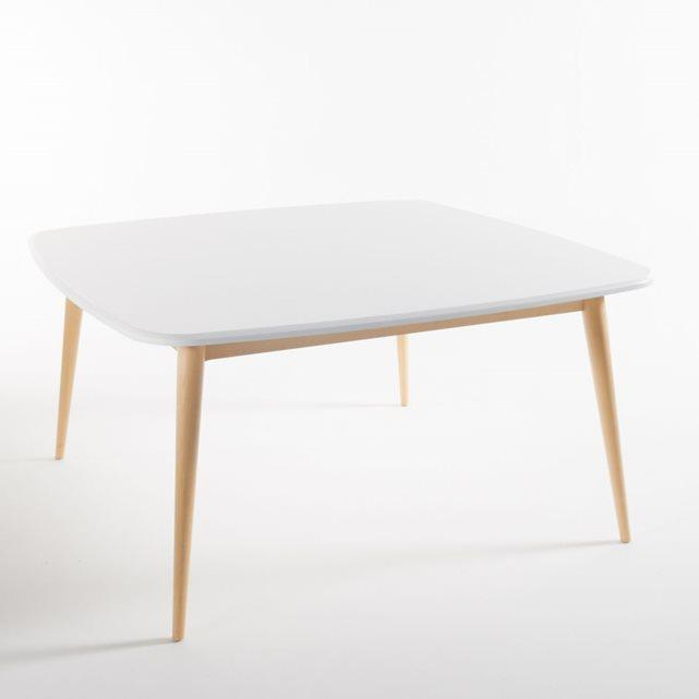 Catgorie tables de cuisine du guide et comparateur d 39 achat for Table blanche carree