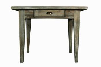 TABLE BOIS 2 TIROIRS 100 5x72