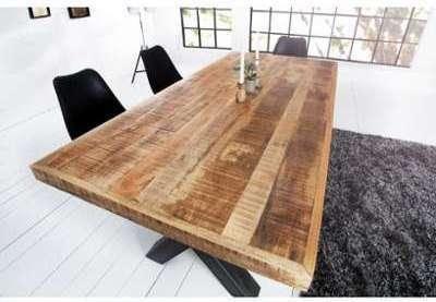 Table repas industrielle en