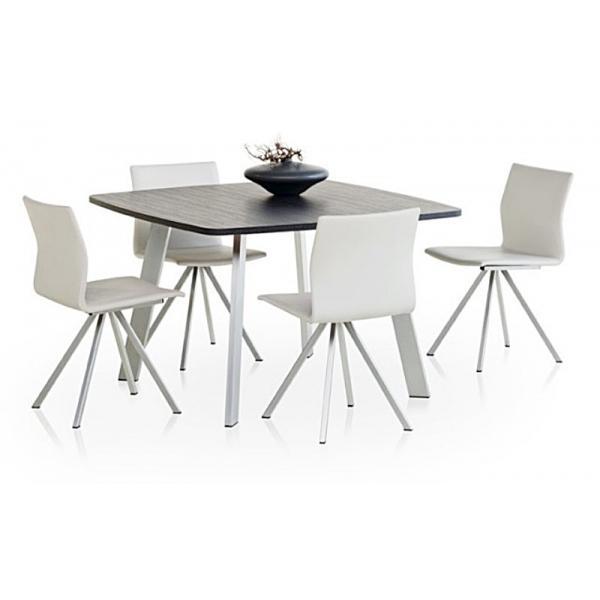 Catgorie tables de cuisine du guide et comparateur d 39 achat for Table 70x70 conforama