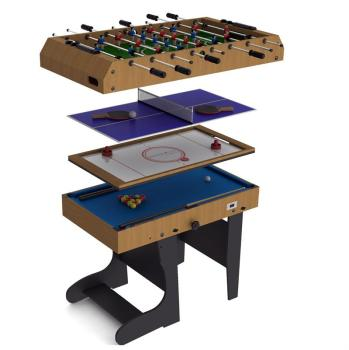 Riley table de jeu pliable