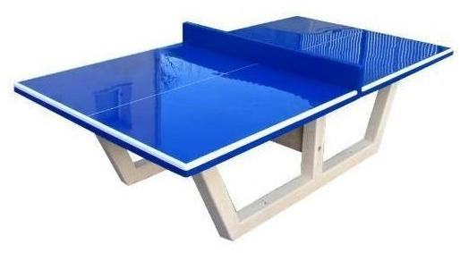 Table de tennis de table tout