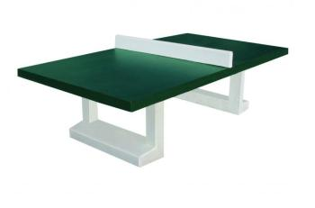 Table de tennis de table en