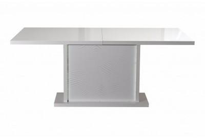 Robba cmiroir design karma edition for Table de salle a manger laque blanc avec rallonge