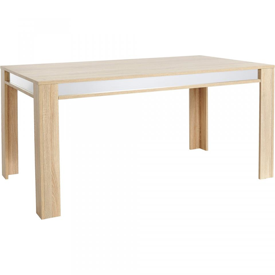 Table de salle a manger 8 personnes table carree wenge for Table salle a manger fly