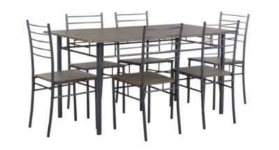 Table et 6 chaises WILLOW