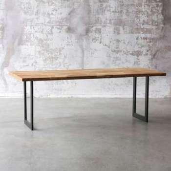 Conforama table manger comorra 6 couverts h tre et for Table a manger 120x70
