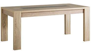 Table à manger chêne brut