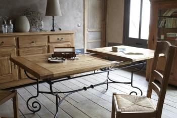 Table rectangulaire Batista