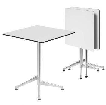 Seltz - Table pliante 60x60cm