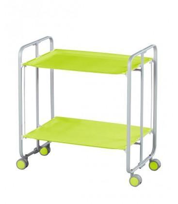 Table Roulante Pliante Verts