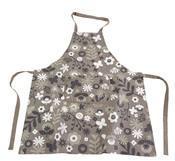Tablier 100 coton motif floral