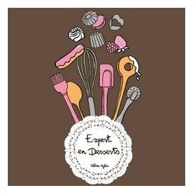 Tablier Expert en desserts