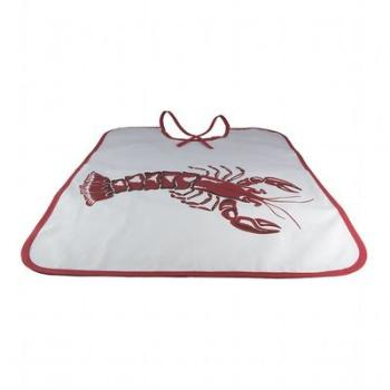 Bavoir homard pour adultes
