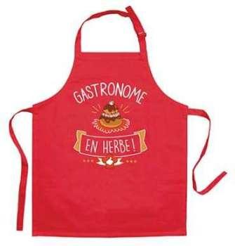 Tablier Enfant Gastronome