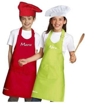 Tablier et Toque Kid Chef