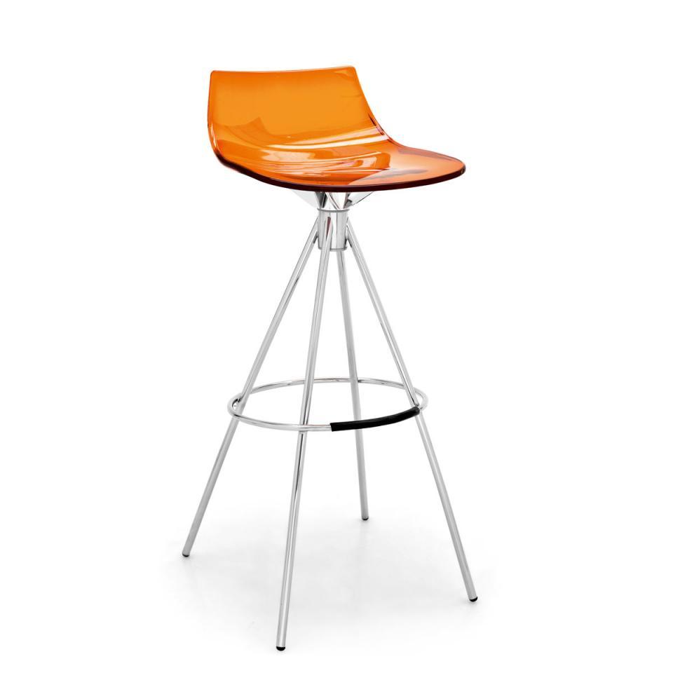 Tabouret de Bar Led Orange