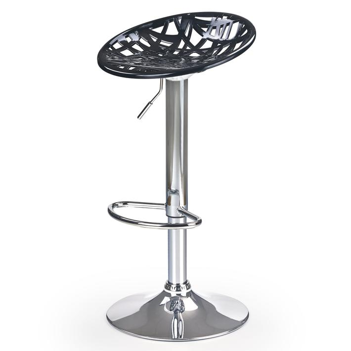 Tabouret de bar design noir