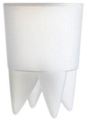 BUBU - Tabouret - blanc semi