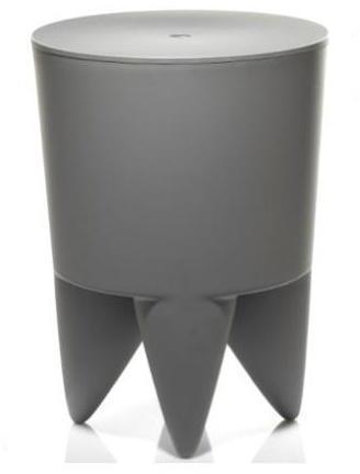 BUBU - Tabouret - soft grey