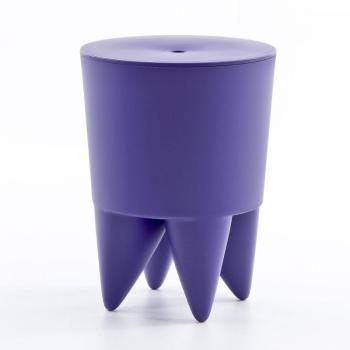 BUBU - Tabouret - violet opaque