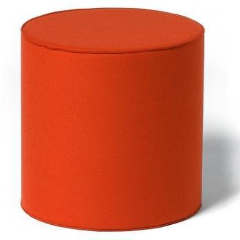 Rondo - Tabouret - mango orange