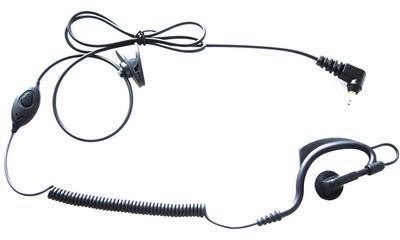 Oreillette pour talkie-walkie
