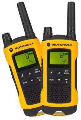 Talkie walkie Motorola T80