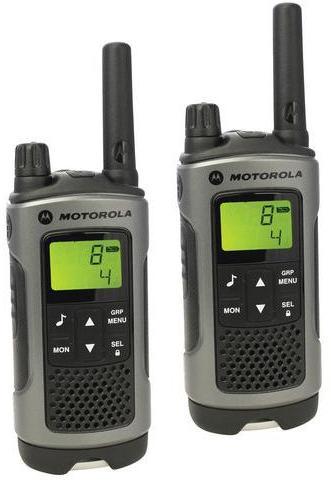 Talkie-walkie Motorola T80