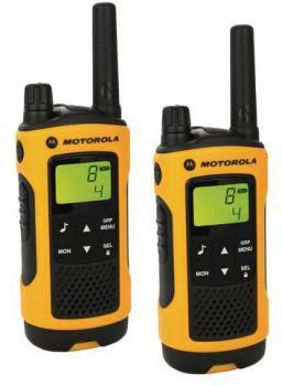 Talkie-walkie Motorola T80Ex