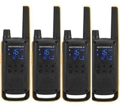 Motorola T82 EXTREME QUAD