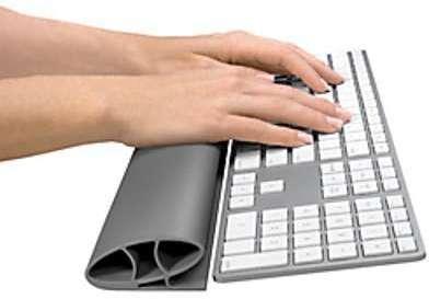 Repose-poignet pour clavier
