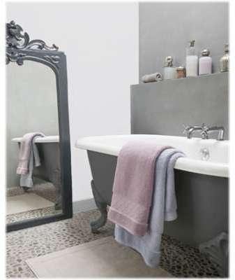 Tapis de bain 60 80 cm Caresse