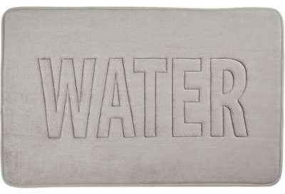 Tapis de bain 50x80cm à mémoire