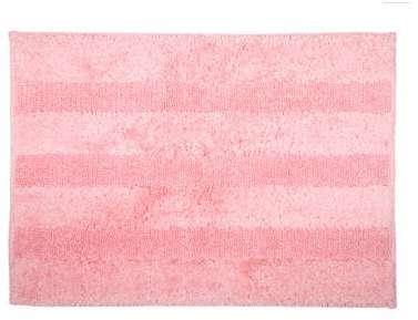 Tapis de bain strié uni 100