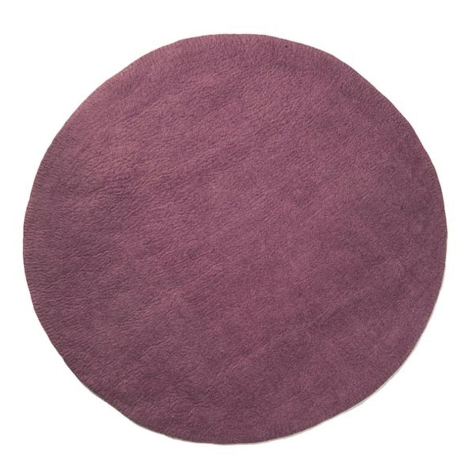 tapis rond 120 cm tapis rond lumbini 120 cm pierre tl002 c p achat tapis rond 120x120 cm gris. Black Bedroom Furniture Sets. Home Design Ideas