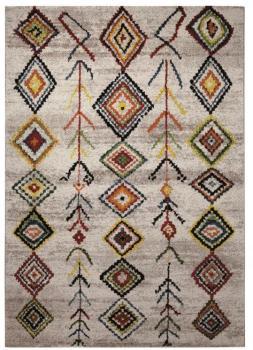 Tapis Medina multicolore Wecon