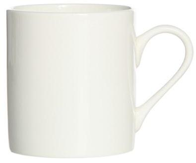 Tasse à café 12cl blanche