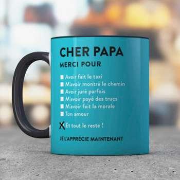 Tasse Cher Papa