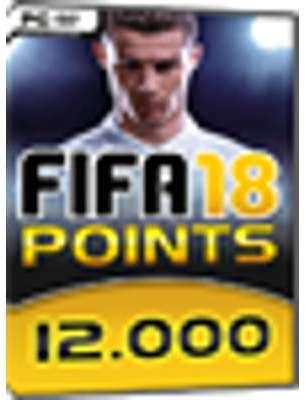 FIFA 18 - 12000 points FUT