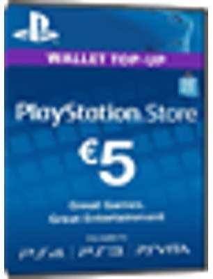 PSN Card 5 Euro AT - Playstation
