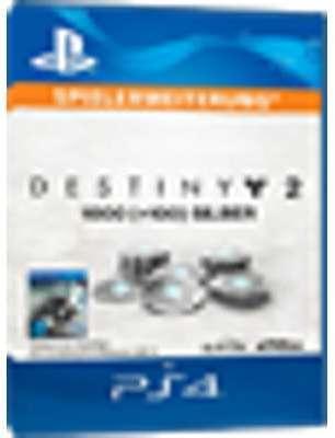 Destiny 2 PS4 - 1000 100 Silver