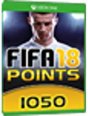 1050 FUT Points - FIFA 18