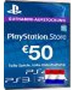 Playstation Network Card 50