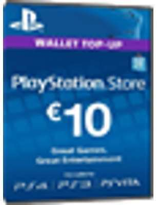 Carte Playstation Network