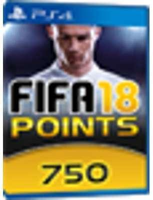 750 Points FIFA - FIFA 18