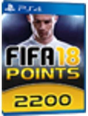 2200 Points FIFA - FIFA 18